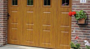 types de portes de garage