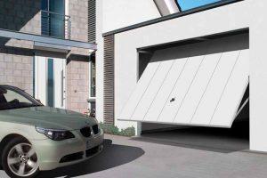 fonctionnement des portes de garage